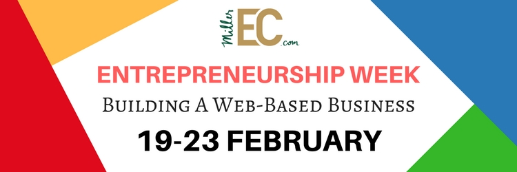 Entrepreneurship Week News!