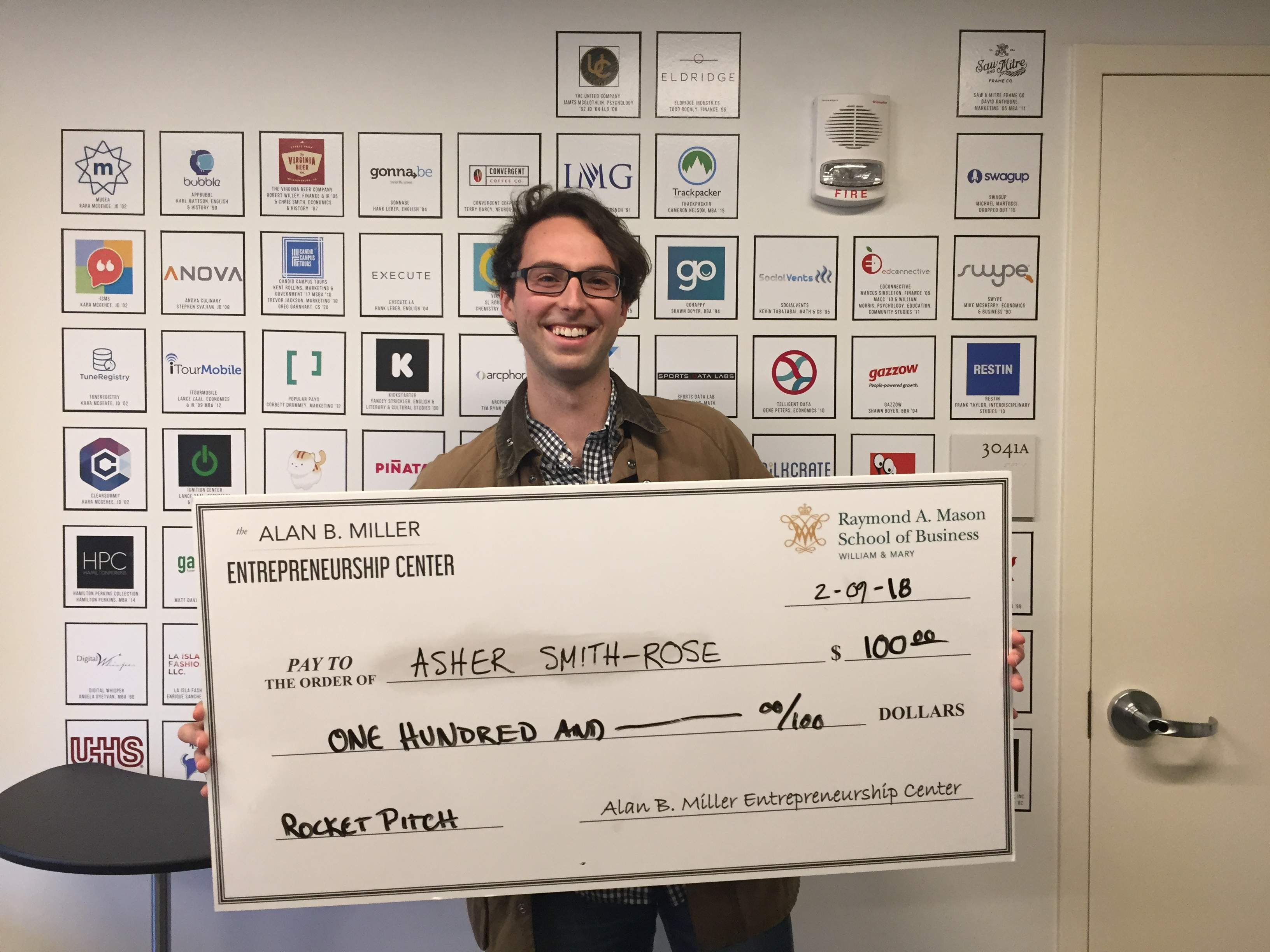 Rocket Pitch Winner, Thought Path
