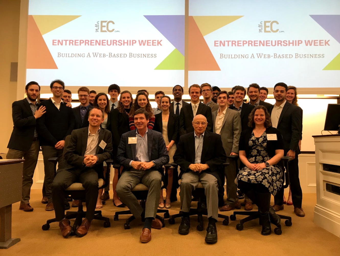 Entrepreneurship Week Recap!